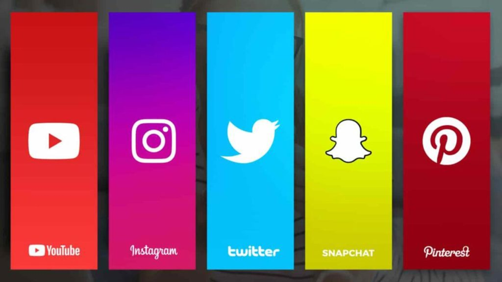 Image result for 2019 snapchat and instagram and twitter